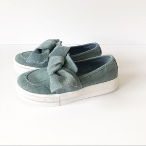 G by Guess | Chippy Fabric Low Top Slip On Sneaker